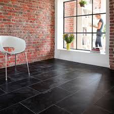 black slate floor tiles. Slate Floor Tile Black Tiles