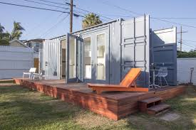 Prefabricated Shipping Container Homes Exterior Impressive Prefab Shipping Container Homes Also