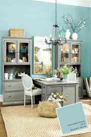 painted office furniture. Furniture Simple Computer Cabinets Made Of Wood Plus Painted Gray With Two Round Iron Handle Chalk Office O