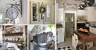 Top 29 Diy Ideas Adding Rustic Farmhouse Feels To Kitchen Homedesigninspired