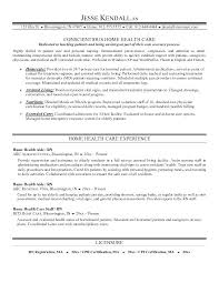 Caregiver Resume Template Resume Letter Collection