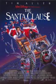 the santa clause 1994 poster. Plain The The Santa Clause Movie Poster Inside 1994