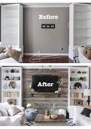 How To Create A Wood Pallet Accent Wall BRICO Pinterest Home Magnificent Living Room Diy Decor