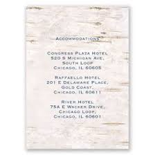 Hotel Accommodations Cards Wedding Accommodation Cards Invitations By Dawn