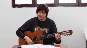 Curso de Guitarra Popular: Primera Clase - YouTube