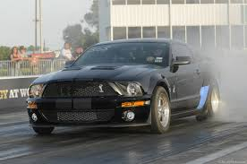 2008 Ford Mustang Shelby-GT500 1/4 mile Drag Racing timeslip specs ...