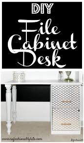 office desk with filing cabinet. contemporary filing diy file cabinet desk to office with filing u