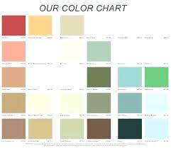 Cool Deck Paint Color Chart Kool Deck Colors Aquababy Info