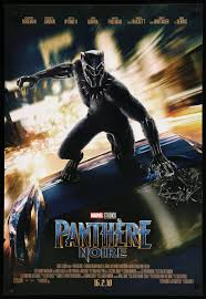 Black Panther (2018) Original Canadian One Sheet Movie Poster - Original  Film Art - Vintage Movie Posters