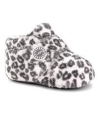 Ugg Ugg Snow Leopard Bixbee Bootie Infant