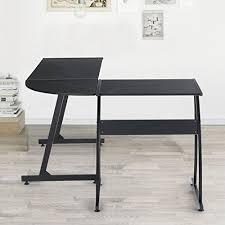 home office desks l shaped. GreenForest-L-Shape-Corner-Computer-Desk-PC-Laptop- Home Office Desks L Shaped