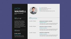 Free Professional Resume Template Business Basic Pro
