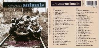 Sound Bite #<b>3</b>: The <b>Animals</b> - <b>Complete Animals</b> - Audio Affair Blog