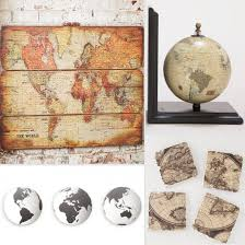 Small Picture The Travel Home Decor Travel Inspired Home Decor POPSUGAR