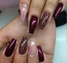 Mye'sicha♡ … | Nails | Pinterest | Nail nail, Makeup and Winter nails