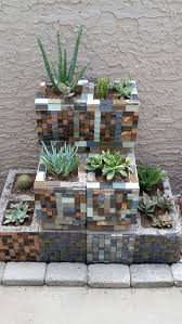 cinderblock garden ideas for your veggies