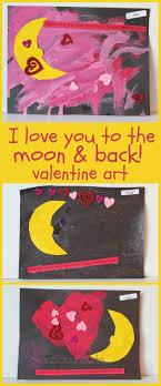 I Love You Crafts Best 25 Valentines Art Ideas On Pinterest Kids Valentine Crafts