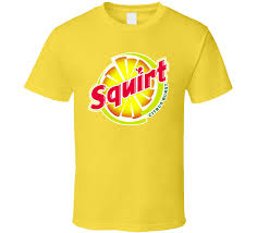 Squirt soda t shirt