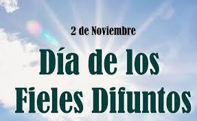 Resultado de imagen de 1 de noviembre dia de todos los santos