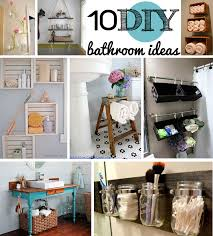 bathroom diy ideas. Exellent Bathroom DIY Bathroom Ideas For Bathroom Diy Ideas