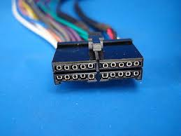 jensen 20 pin radio wire harness stereo power plug cd dvd player jensen 20 pin radio wire harness stereo power plug cd dvd player unit back clip