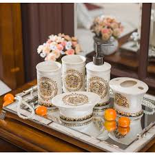Small Picture Online Buy Wholesale luxury bathroom accessories set from China