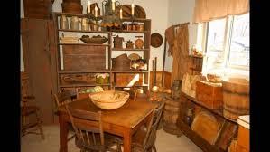 kitchen adorable country decor online primitive table decor