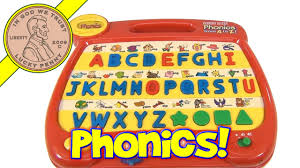 The international phonetic alphabet (ipa) is a system where each symbol is associated with a particular english sound. Vtech Little Smart Phonics A To Z Learning The Alphabet Toy Youtube