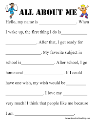 Back to School Worksheets | Have Fun Teaching