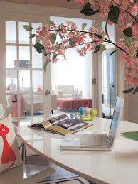 chic home office. wonderful chic chic home office and pink flowers inside chic home office
