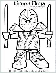 Lego Ninjago Movie Coloring Pages Lloyd Colouring Page For Kids