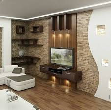 Small Picture Creative Designs Living Room Tv Wall Unit Living Room Lcd Tv Wall