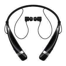 lg wireless headphones. lg tone pro wireless headphones black hbs-760 lg l