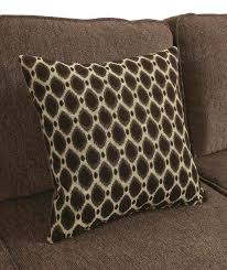 brown chenille sectional sofa co 686