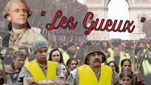 Écoutez la chanson sur les Gilets Jaunes : Les Gueux – Les gilets jaunes de  forcalquier
