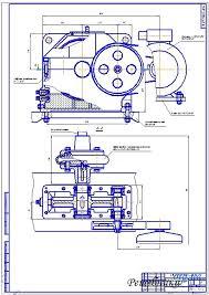 Детали машин Решебники для студентов Курсовой проект Проектирование редуктора по Деталям машин