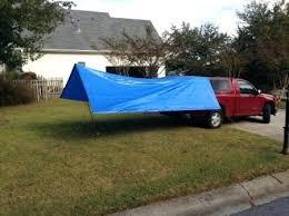 Diy Truck Bed Camper Truck Tent Truck Bed Camper Shell Tents Diy ...