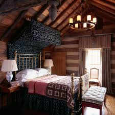 hunting lodge oxford maryland rustic bedroom