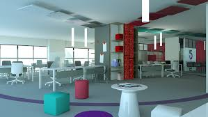 Office Interior Designs Fascinating Advertising Company Offices Lab Athens