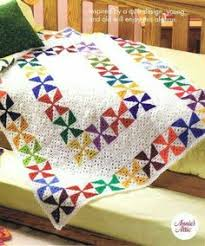 Easy]Crochet Quilt Afghan Pattern | 1001 Crochet Free Patterns ... & Spinning Scraps Afghan Crochet Pattern Annies Scrap Crochet Club No pattern  on this link but pretty easy to figure out. Pinning for inspiration and idea Adamdwight.com