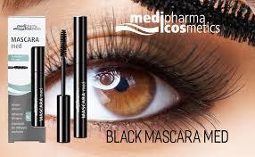 Medipharma Cosmetics Black Mascara Med ... - Amazon.com