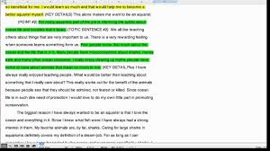 Cause And Effect Essay Sample 1 Youtube In How To Write A Examples