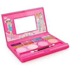 kids makeup kit 8 colour glitter little s make up sets with mirror face painting palette by meme for toys in new zealand