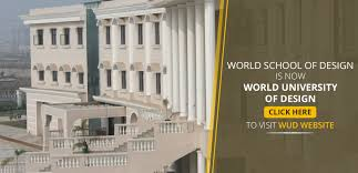 World University Of Design Logo World University Of Design