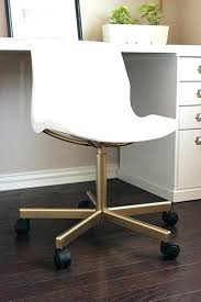 ikea swivel office chair. White Desk Chair Hack Make The Look Like An Expensive Office Ikea Swivel Full Size