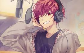 anime guy headphones wallpaper. Wonderful Headphones Photo Wallpaper Music Anime Headphones Art Guy With Anime Guy Headphones Wallpaper