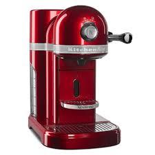nespresso by kitchenaid espresso maker
