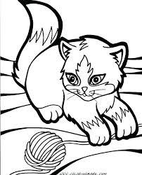 Asapcontractingusacom Page 144 Free Printable Kitty Cat Coloring