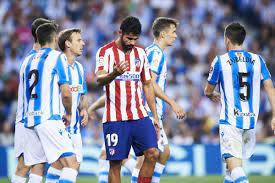Atletico madrid move a step closer to becoming spanish champions for the first time since 2014 with a home victory over real sociedad. Player Ratings Real Sociedad 2 0 Atletico Madrid Into The Calderon