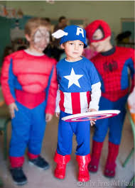 diy captain america costume diy superhero costume for girls